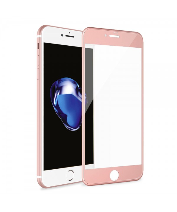 Iphone 8 Plus Iphone 7 Plus 3d Full Coverage Tempered Glass Pet