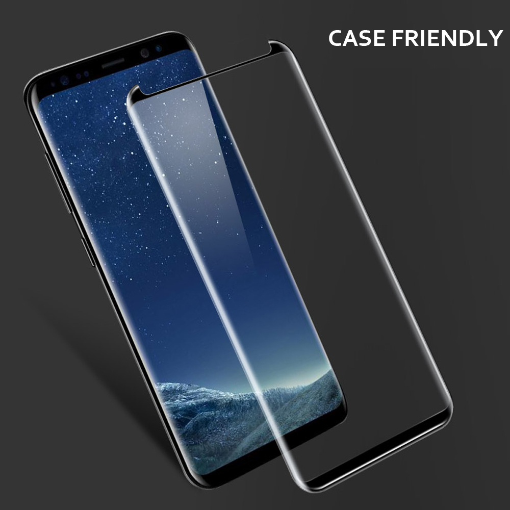 real tempered glass screen protector guard for samsung. Black Bedroom Furniture Sets. Home Design Ideas
